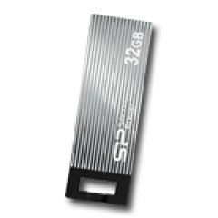Silicon Power USB 2.0 drive Touch 835 32GB Iron Gray