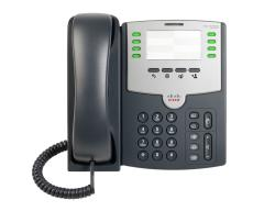 IP Телефон CISCO SPA501G 8 Line IP Phone With PoE and PC Port  without Display