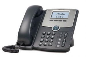 Cisco SPA 502G 1-Line IP Phone With Display PoE PC Port - Bundle 4 phones