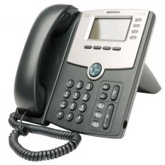 IP Телефон CISCO SPA504G 4 Line IP Phone With Display