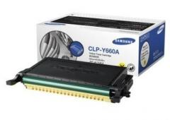 Samsung CLP-Y660A Yellow Toner Cartridge