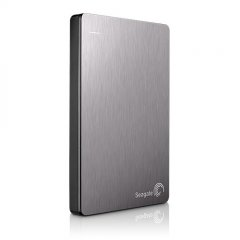 SEAGATE HDD External Backup Plus Portable (2.5'/1TB/USB 3.0) Silver