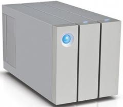 LaCie 2big Thunderbolt 2 - 6TB