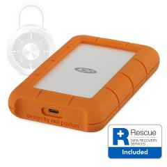 Ext HDD LaCie Rugged Secure 2TB (2.5""