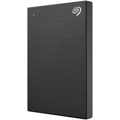 SEAGATE HDD External Backup Plus Slim ( 2.5'/2TB/USB 3.0) black