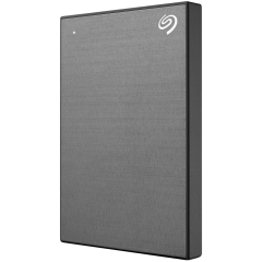 SEAGATE HDD External Backup Plus Slim ( 2.5'/2TB/USB 3.0) Space Grey