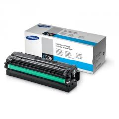 Консуматив Samsung CLT-C506L H-Yld Cyan Toner Crtg (up to 3 500 A4 Pages at 5% coverage)*