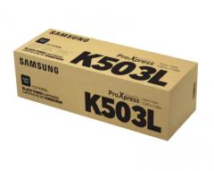 Консуматив Samsung CLT-K503L H-Yield Blk Toner Crtg (up to 8 000 A4 Pages at 5% coverage)