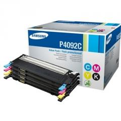 Консуматив Samsung CLT-P4092C 4-pk CYMK Toner Crtg (up to 1 500 A4 Pages at 5% coverage)