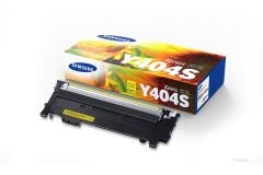 Samsung CLT-Y404S Yellow Toner Cartridge
