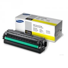 Консуматив Samsung CLT-Y506L H-Yield Yel Toner Crtg (up to 3 500 A4 Pages at 5% coverage)*