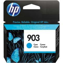 Консуматив HP 903 Standard Original Ink Cartridge; Cyan;  Page Yield 315; HP OfficeJet