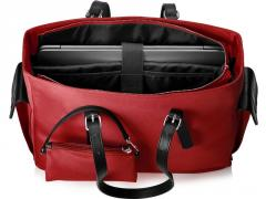HP 14.0 Ladies Slm Red Tote