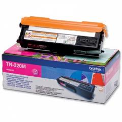 Magenta Toner Cartridge BROTHER (Approx. 1