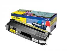 Yellow Toner Cartridge BROTHER (Approx. 1