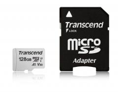 Transcend 128GB microSD UHS-I U3A1 (with adapter)