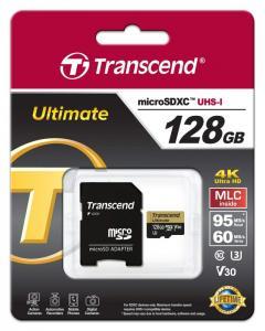 Transcend 128GB microSDXC UHS-I U3M