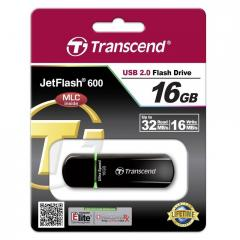 Transcend 16GB JETFLASH 600 (Green)