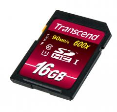 Transcend 16GB SDHC UHS-I Ultimate (Class10)