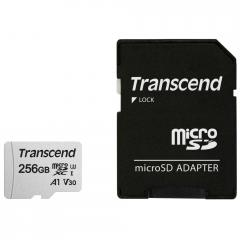 Transcend 256GB microSD UHS-I U1 (with adapter)