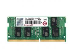 Transcend 16GB 260pin SO-DIMM DDR4 2133 2Rx8 1Gx8 CL15 1.2V