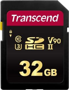 Transcend 32GB SDHC Class3 UHS-II Card