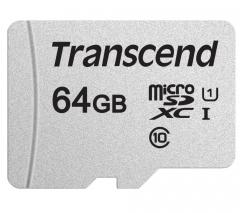 Transcend 64GB microSD UHS-I U3A1 (without adapter)