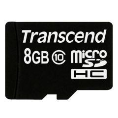 Transcend 8GB micro SDHC (No Box & Adapter