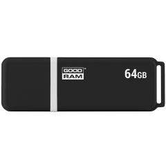 GOODRAM 64GB UMO2 GRAPHITE USB 2.0