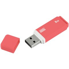 UMO2-0080OGR11; 8GB UMO2 ORANGE USB 2.0 GOODRAM