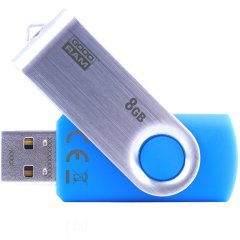 GOODRAM 8GB UTS2 BLUE USB 2.0