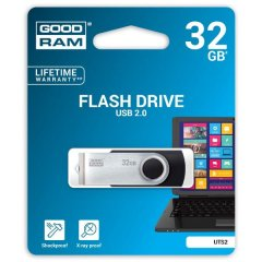 GOODRAM 32GB UTS2 BLACK USB 2.0