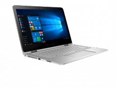 HP x360 Intel® Core™ i7-6600U with Intel HD Graphics 520 (2.6 GHz