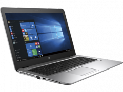 HP EliteBook 850 G3  Intel® Core™ i7-6500U with Intel HD Graphics 520 (2.5 GHz