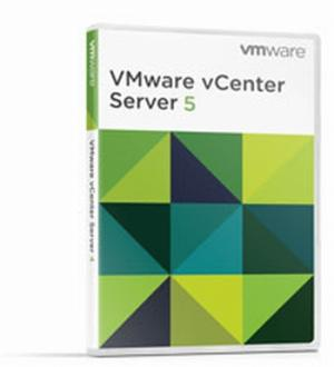 VMware vCenter Site Recovery Manager 5 Standard (25 VM Pack)