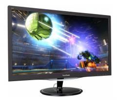 ViewSonic VX2457-MHD LCD 24 16:9 (23.6) 1920x1080 Free Sync monitor with 1ms