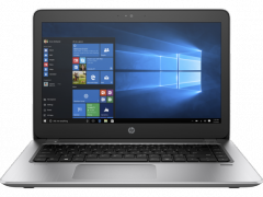 HP ProBook 440 G4 Intel Core i5-7200U 14 FHD AG LED 8GB 1DIMM DDR4 256GB SSD HDD NVIDIA® GeForce®