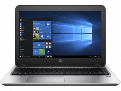 HP ProBook 450 G4 Intel® Core™ i5-7200U with Intel HD Graphics 620 (2.5 GHz
