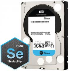 HDD 1TB SATAIII WD SE 7200rpm 128MB for servers (5 years warranty)