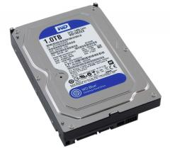 HDD 1TB WD Blue 3.5 SATAIII 64MB 7200rpm (2 years warranty)