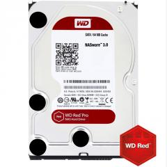 HDD 2TB SATAIII WD Red PRO 64MB for NAS (5 years warranty)