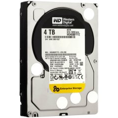 HDD 4TB SATAIII WD RE 7200rpm 64MB for servers (5 years warranty)
