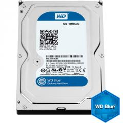 "HDD 500GB WD Blue 3.5"" SATAIII 32MB 7200rpm (2 years warranty)"