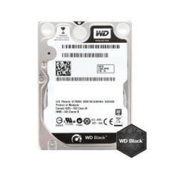 HDD 500GB SATAIII 2.5 WD Black 7200rpm 16MB