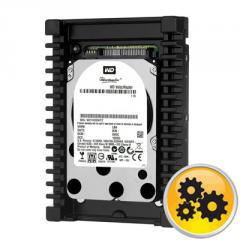HDD 500GB SATAIII WD Velociraptor 10 000rpm 64MB for workstations (5 years warranty)