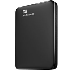 WD Elements 750GB USB3.0 Black