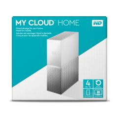 HDD 6TB LAN 1000Mbps NAS MyCloud Home (Gigabit + USB 3.0)