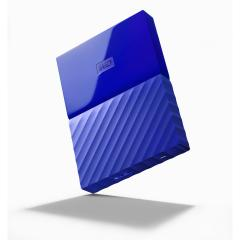 HDD 3TB USB 3.0 MyPassport Blue (3 years warranty) NEW