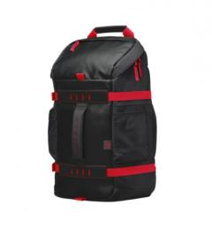 HP 15.6 Odyssey Blk Rd Backpack