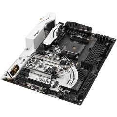 ASROCK Main Board Desktop AM4 X370 (SAM4